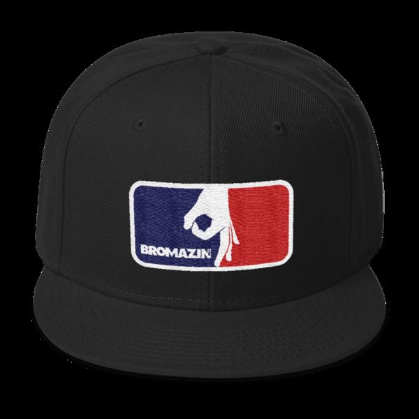 BROMAZIN MLBRO Snapback Hat - Multiple Colors