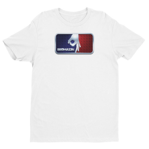 MAJOR LEAGUE BROMAZIN 3D BROTALLIC Short Sleeve T-shirt - Multiple Colors