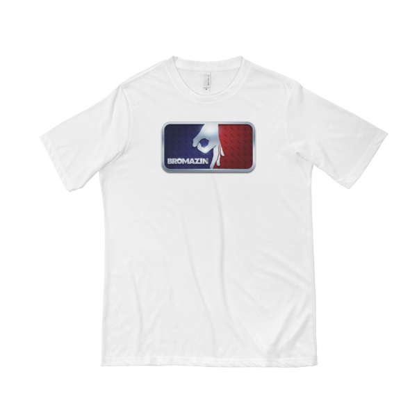 MAJOR LEAGUE BROMAZIN 3D BROTALLIC Short Sleeve T-shirt - Multiple Colors
