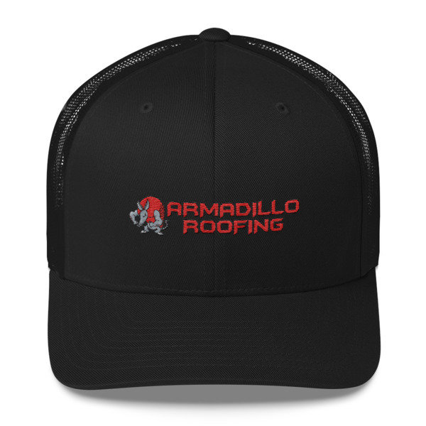 ARMADILLO ROOFING Trucker Cap