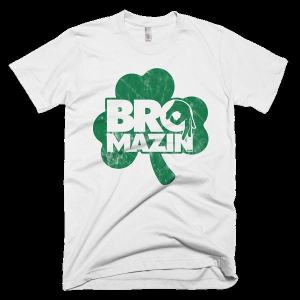 BROMAZIN SHAMBROCK Short-Sleeve T-Shirt