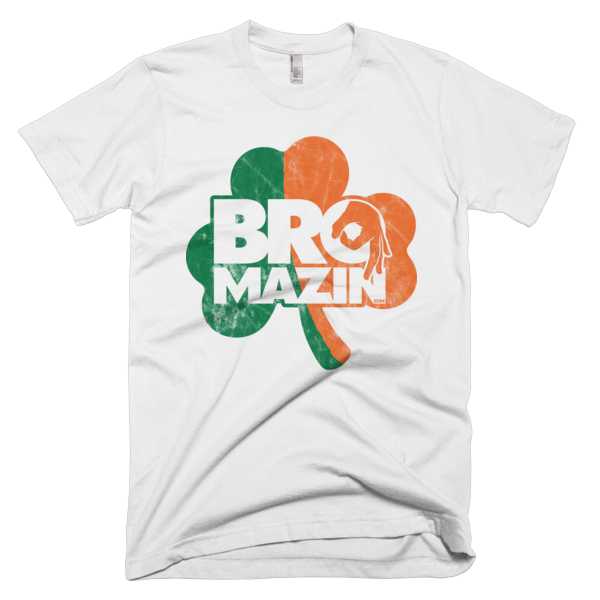 BROMAZIN SHAMBROCK Short-Sleeve T-Shirt - Multiple Colors