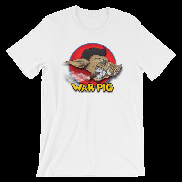 WAR PIG Short-Sleeve Unisex T-Shirt  - Multiple Colors