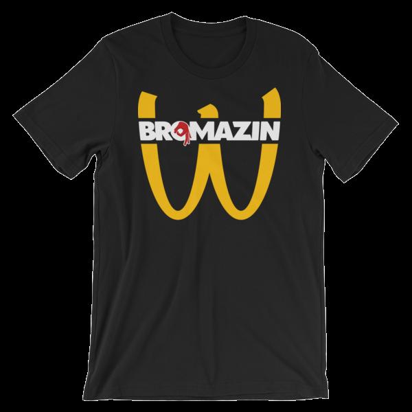 BROMAZIN BRODONALDS Short-Sleeve Unisex T-Shirt
