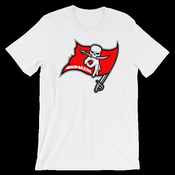 BROMAZIN BROCCANEERS Short-Sleeve Unisex T-Shirt - Multiple Colors