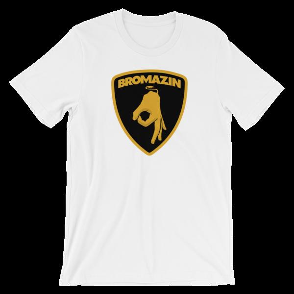 BROMAZIN LAMBROGHINI Short-Sleeve Unisex T-Shirt - Multiple Colors