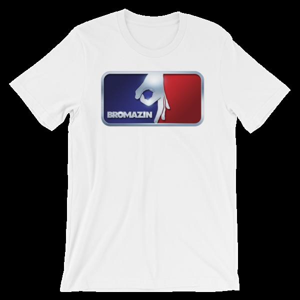MAJOR LEAGUE BROMAZIN BROTALLIC Short-Sleeve Unisex T-Shirt - Multiple Colors