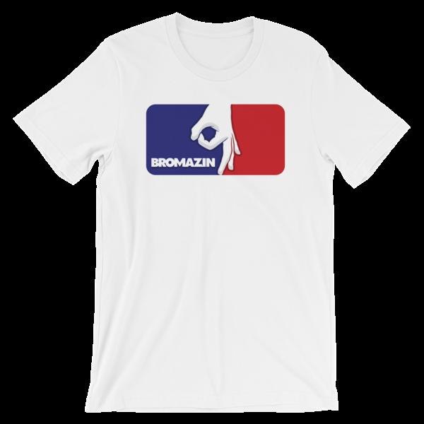 MAJOR LEAGUE BROMAZIN Short-Sleeve Unisex T-Shirt - Multiple Colors