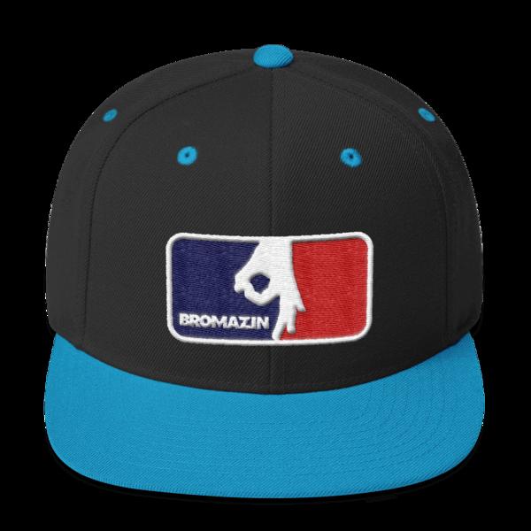 MAJOR LEAGUE BROMAZIN Snapback Hat