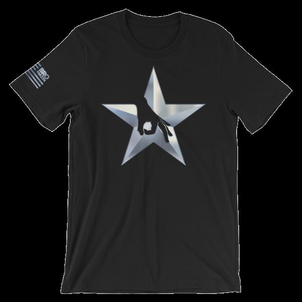 BROMAZIN STAR BROTALLIC Short-Sleeve Unisex T-Shirt - Multiple Colors