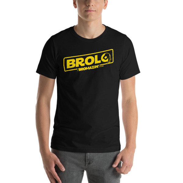 BROMAZIN BROLO Short-Sleeve Unisex T-Shirt - Multiple Colors