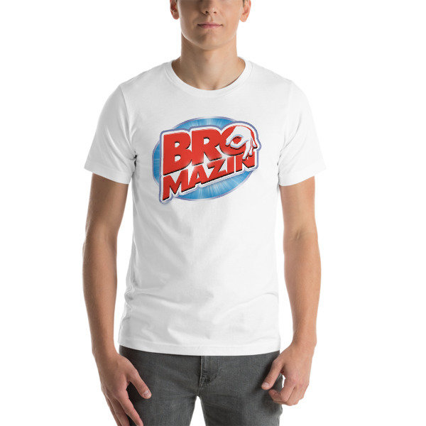 BROMAZIN BRODEX Short-Sleeve Unisex T-Shirt - Multiple Colors
