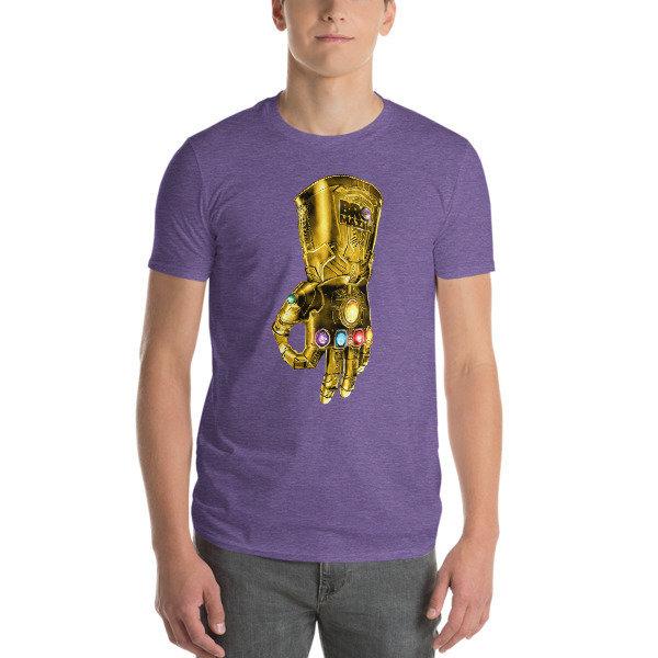 BROMAZIN BROFINITY BRONTLET Short-Sleeve T-Shirt