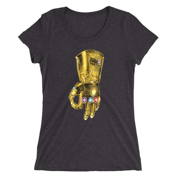 BROMAZIN BROFINITY BRONTLET Ladies' short sleeve t-shirt - Multiple Colors