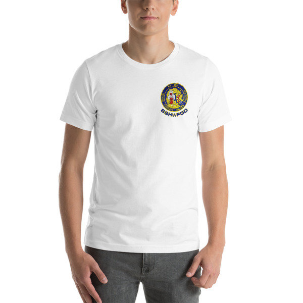 VA-192 WORLD FAMOUS GOLDEN DRAGONS SSHWFGD ATKRON 192 Short-Sleeve Unisex T-Shirt - Multiple Colors