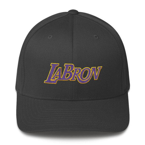 LABron Structured Twill Cap