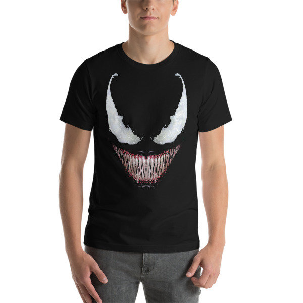 BROMAZIN VENOM Short-Sleeve Unisex T-Shirt
