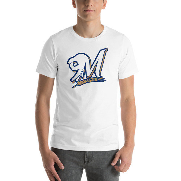 BROMAZIN BROWERS Short-Sleeve Unisex T-Shirt - Multiple Colors