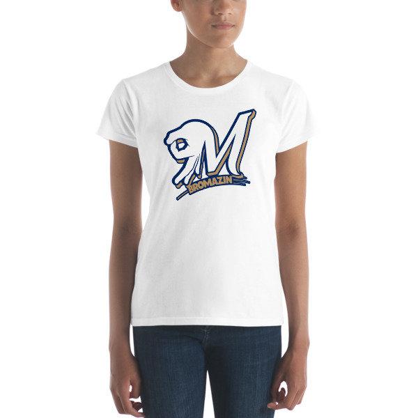 BROMAZIN BROWERS Women's short sleeve t-shirt - Multiple Colors