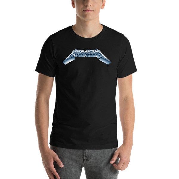 BROMAZIN BROTALLICA Short-Sleeve Unisex T-Shirt - Multiple Colors