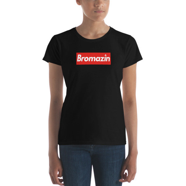 BROMAZIN BROPREME Women's short sleeve t-shirt