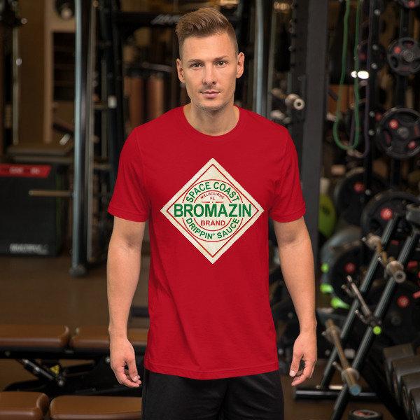 BROMAZIN BROBASCO Short-Sleeve Unisex T-Shirt