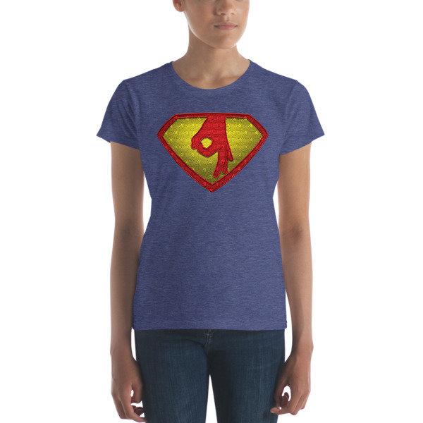 BROMAZIN SUPERBRO Women's short sleeve t-shirt
