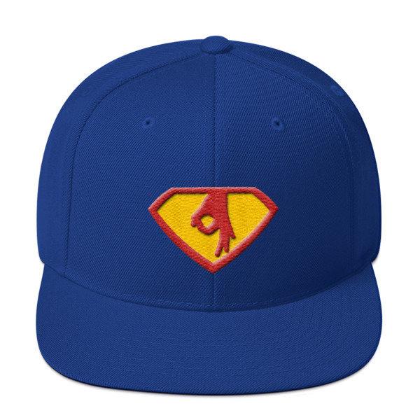BROMAZIN SUPERBRO Snapback Hat