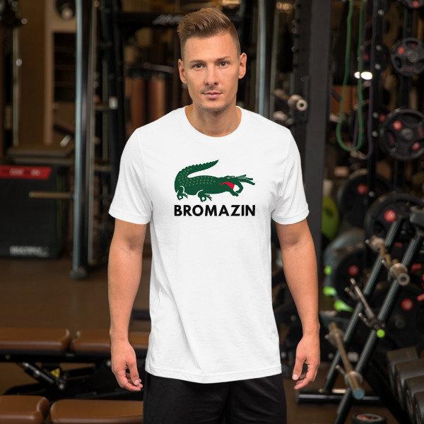 BROMAZIN BROCOSTE Short-Sleeve Unisex T-Shirt