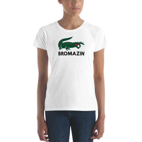 BROMAZIN BROCOSTE Women's short sleeve t-shirt