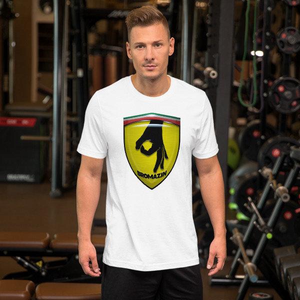 BROMAZIN BRORRARI Short-Sleeve Unisex T-Shirt - Multiple Colors