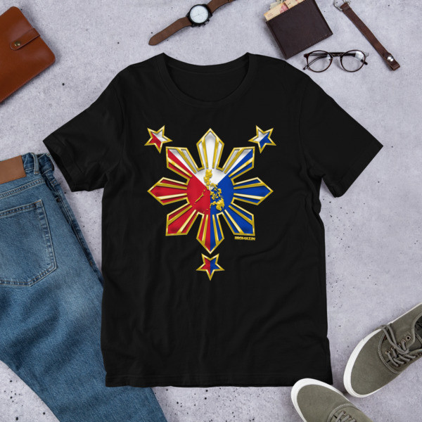 PROUD TO BE FILIPINO Short-Sleeve Unisex T-Shirt PHILIPPINES