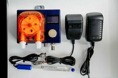 Помпа - автомат управления кальциевым реактором c контроллером PH (Version 6C, 7С)