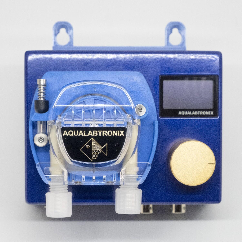 Помпа для непрерывных автоматических подмен воды или циклического обмена водой между несколькими аквариумами (Version B7)