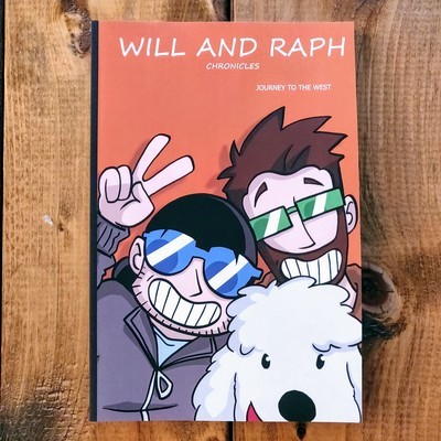 Will and Raph Chronicles - Journey to the west