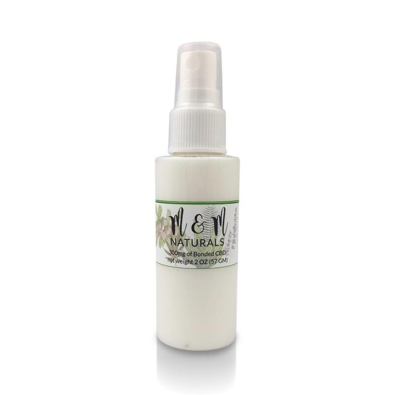 M&M Naturals CBD Spray