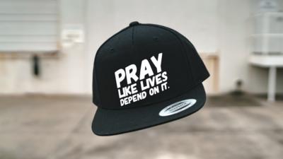 PRAY - Snapback Hats