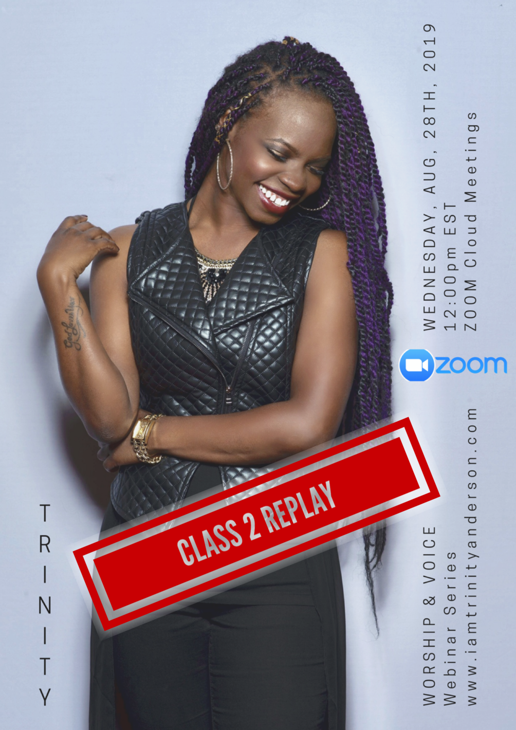 Worship and Voice | Class 2 REPLAY