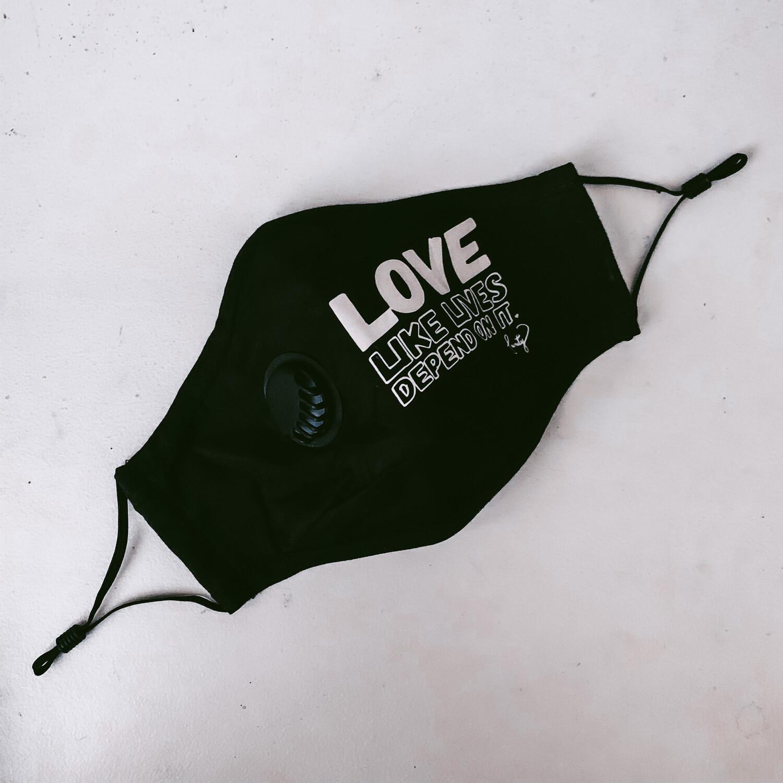 LOVE [PREMIUM] Face Masks