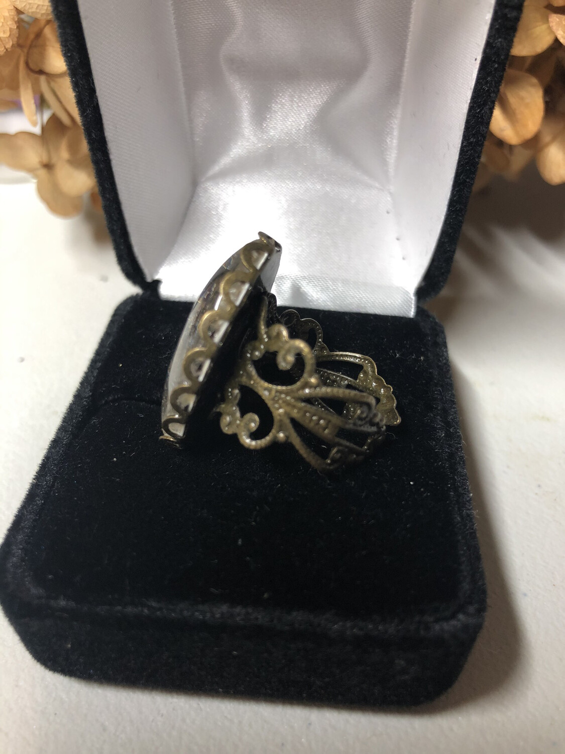 Adjustable Ball Python Ring