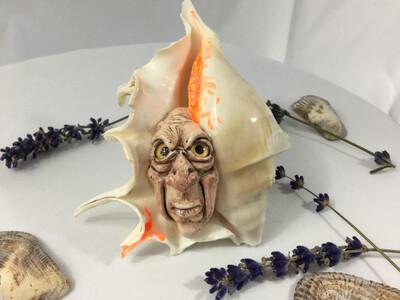 Original Sculpture By NatBakerArt