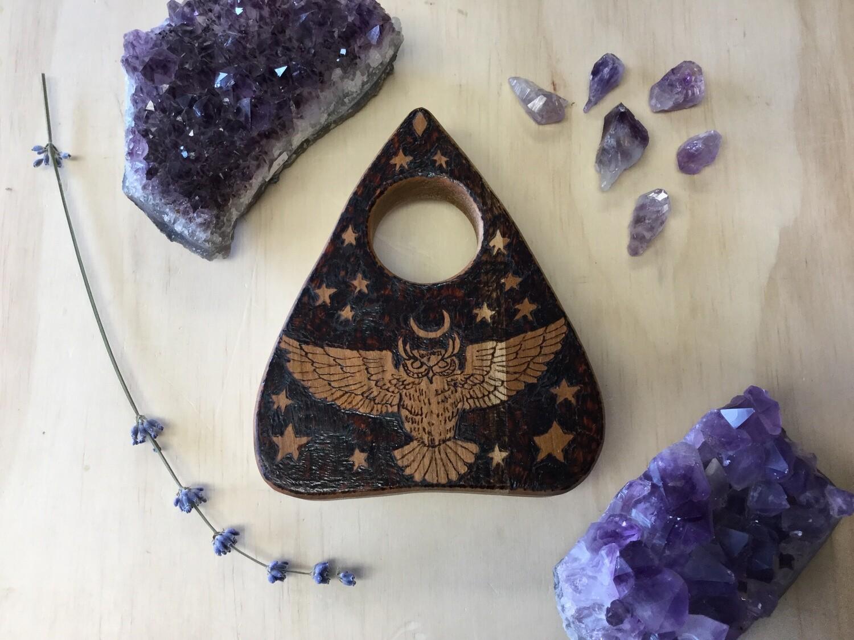 Owl/Moon Planchette