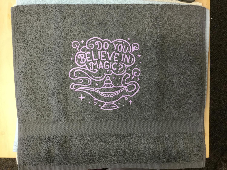 Do You Believe Towel