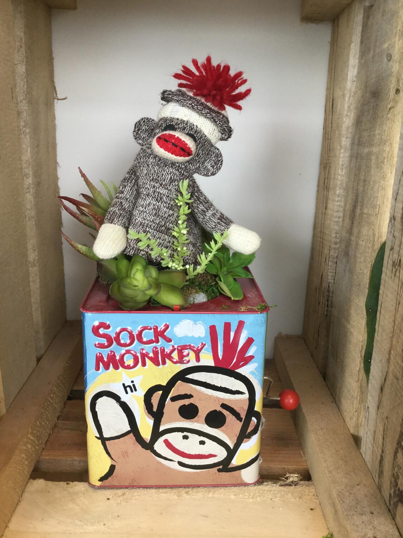 Odds & M's - Sock Monkey