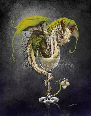 White Wine Dragon