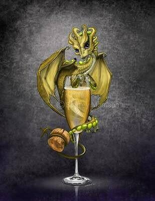 Champagne Dragon