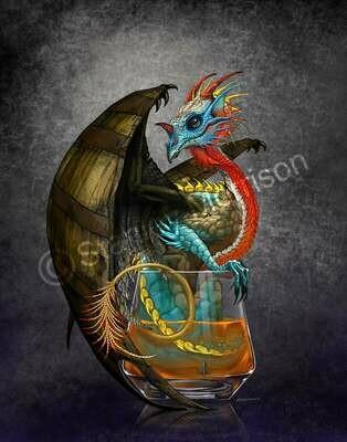 Bourbon Dragon