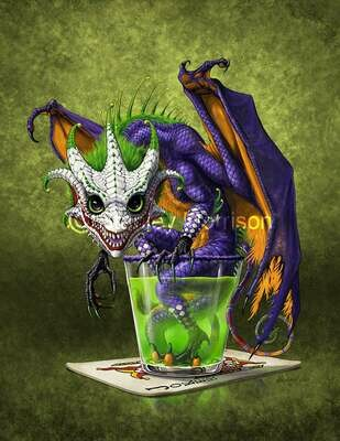 Jokers Wild Dragon