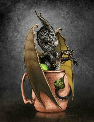 Moscow Mule Dragon