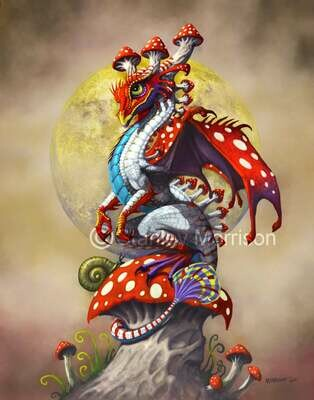 Mushroom Dragon
